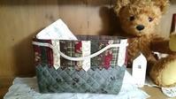 クリスマスのバッグインバッグ - Anjyuのキルト生活