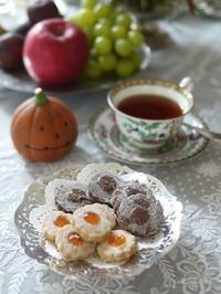 神戸のお菓子でティータイム - お茶をどうぞ♪