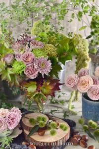 Bouquet de Photo 10月 - Amour Tendre