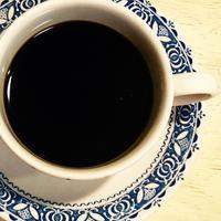 漆黒色の珈琲に酔う - 赤煉瓦洋館の雅茶子