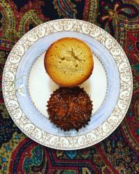 栗の渋皮煮入りフィナンシェとフロランタン - 調布の小さな手作りお菓子教室 アトリエタルトタタン