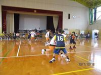 20171015_練習試合 - 日出ミニバスケットボール