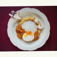 リース型クッキーレッスンのご案内 - 美味しいお菓子と             気持ちを贈る+αのデコレーション                   Kitchen H