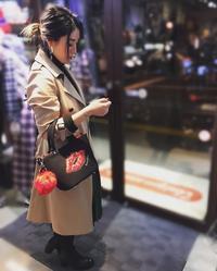 初入荷「DRESSCAMP ドレスキャンプ」土屋アンナコラボモデルBAG入荷です!! - UNIQUE SECOND BLOG