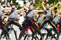 岡山うらじゃ連 蓮雫-renge-【YOSAKOI高松祭り2017】 - kawanori-photo