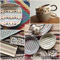 銀座三越さんでの個展のお知らせ - irodori窯~pattern pottery~