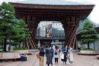石川・福井を旅しました(2017/10/12-14)その1(金沢駅・近江町市場・ひがし茶屋街) - まるさん徒歩PHOTO 3:SLやまぐち号・山風景など…。 (2015~)