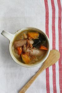 根菜スープ - Nasukon Pantry