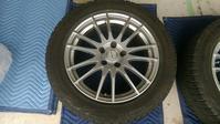 215/55R17 タイヤ組み換え BS VRX - GARAGE-Komatech 宮城県黒川郡 格安タイヤ組み換え、タイヤ交換