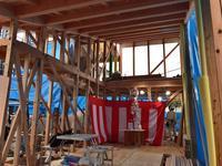 清瀬で上棟 - デザインと機能性のある家|Seeds Archi-studio