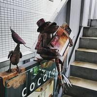 立川駅北口美容室「cocoro」vol.2 - Studio fu-mine Copper Works