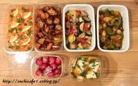 【家事貯金】今週の常備菜レポート&IKEAのマスタードがおすすめ♪秋冬デパ地下風デリ総菜3種 - 10年後も好きな家