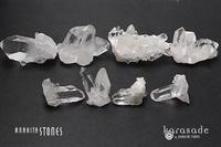 スイショウクラスター(トマスゴンサガ産) - すぐる石放題