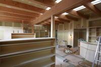 内装工事さとう鍼灸接骨院 - 加藤淳一級建築士事務所の日記
