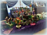 ゆすら創作人形展 - 商家の風ブログ