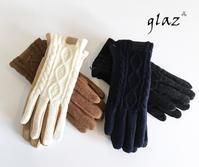 glaz レザー手袋♪ - a piece of Mix.