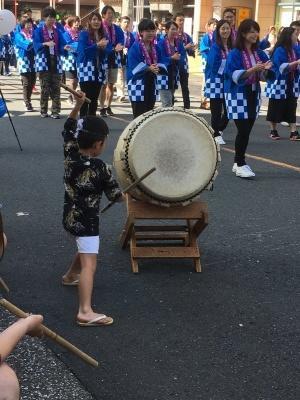 所沢祭り - もったいないオバさん
