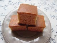 <イギリス菓子・レシピ> ハニー・ケーキ【Honey Cake】 - イギリスの食、イギリスの料理&菓子