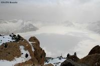 """092氷結する長白山と天池 - ニッポンのインバウンド""""参与観察""""日誌"""