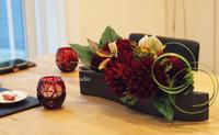 モデルハウスの現場 - acorns flower days