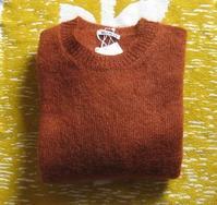 AURALEE ::: SUPER KID mohair knit - minca's sweet little things