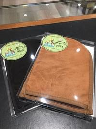 【新商品】エゾ鹿グローブクロス【お待たせしました!】 - シューケアマイスター靴磨き工房 銀座三越店