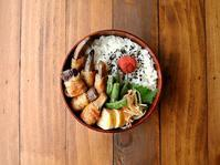 10/18(水)茄子の肉巻きオイスター照り焼き弁当 - おひとりさまの食卓plus