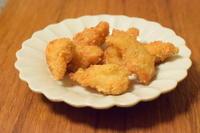 小皿つまみ*鶏むね肉のカレーフライ - 小皿ひとさら