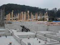 建方がスタートしました - 吉田建築計画事務所-プロジェクト-