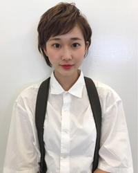耳かけ秋冬ショート - COTTON STYLE CAFE 浦和の美容室コットンブログ