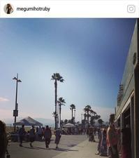 Instagram60ありがとうVenice - RUBY'S ROOM 女性彫師megumi's Blog(HotRubyTattoo)