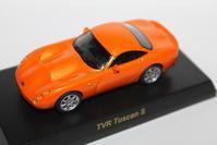 1/64 Kyosho BRITISH SPORTS CAR Tuscan S - 1/87 SCHUCO & 1/64 KYOSHO ミニカーコレクション byまさーる