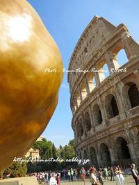 """""""コロッセオで、ドキーッ!としたこと"""" - 『ROMA』ローマ在住 ベンチヴェンガKasumiROMAの「ふぉとぶろぐ♪ 」"""