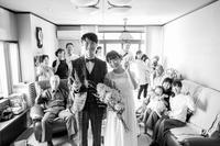 おじいちゃんちで結婚写真 - YUKIPHOTO/写真侍がきる!