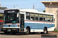(2017.8) 越後交通・新潟22か1227 - バスを求めて…