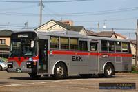 (2017.8) 越後交通・長岡22か670 - バスを求めて…