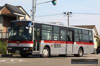 (2017.8) 越後交通・新潟200か1081 - バスを求めて…