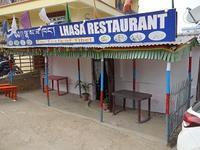 ブッダガヤのラサ・レストランで久しぶりのモモ - kimcafeのB級グルメ旅