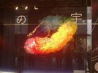 秋の宇宙・華のおもてなし・小原流展(東京新宿高島屋) - 活花生活(2)