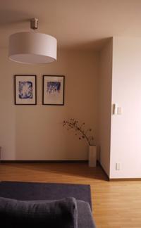 アートもお部屋のアクセサリー。季節や気分で着替えましょ! - YUNO INTERIOR DESIGN