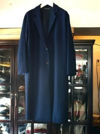 トップメゾンのデザイナーを歴任した日本人上榁むねのりによるuemulo munenoliのコート『EVA』が美しい! - contemporary creation+ ART FASHION DESIGN