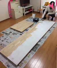 洗面所リフォーム準備② - *Smile Handmade* ~スマイルハンドメイドのブログ~