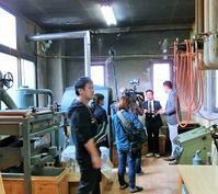 直方工場KANCHOU MAEDAENに初取材 - 茶論 Salon du JAPON MAEDA
