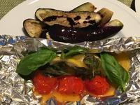 銀ダラとミニトマトのパピヨット - やせっぽちソプラノのキッチン2