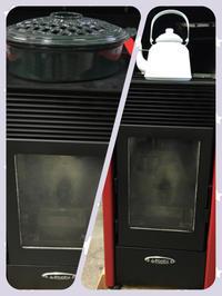 お湯が沸くペレットストーブ新発売 - あったかファクトリー
