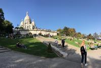 パリの中秋、インディアン・サマー - 最近の・・・dernierement・・・