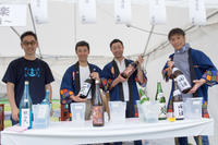 呑んで復興!「熊本の酒×全国の地酒」 写真報告 - 和醸和楽 わじょうわらく
