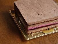 カシスとチョコレートのお菓子『クール・ソバージュ』 - Baking Daily@TM5