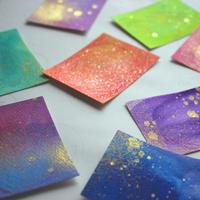 予定は色と空間で組む - 三恵 poem  art