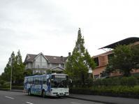 伊敷ニュータウン中央 - リンデンバス ~バス停とその先に~